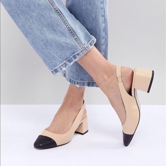 2a50139c33c4 ASOS Shoes - 🌺ASOS Sanders Mid Heels Size 7